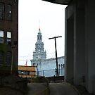 Cleveland CityScape 2010-16 by Bob  Perkoski