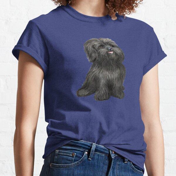 Shih Tzu - Black cutie Classic T-Shirt