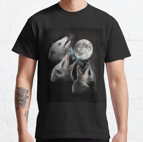3 Opossum Moon Classic T-Shirt