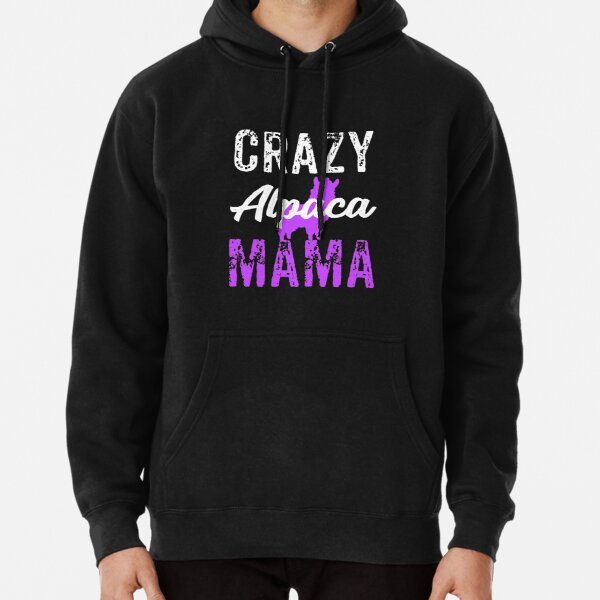 Pick Colour and Size Gift Present Nature Cute Funny Andy Alpaca Kids Hoodie