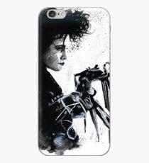 Scissorhands Splatter iPhone Case