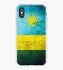 Rwanda - Vintage iPhone Case