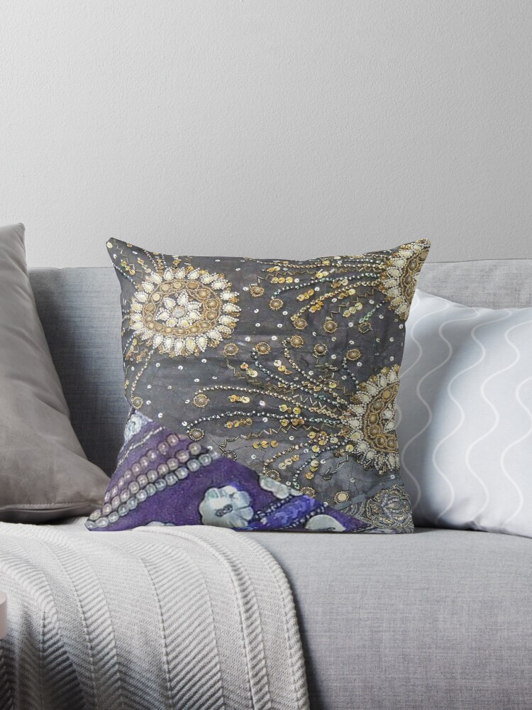 Africa Moroccan Inspired, Traditional Fabrics by Melody Koert