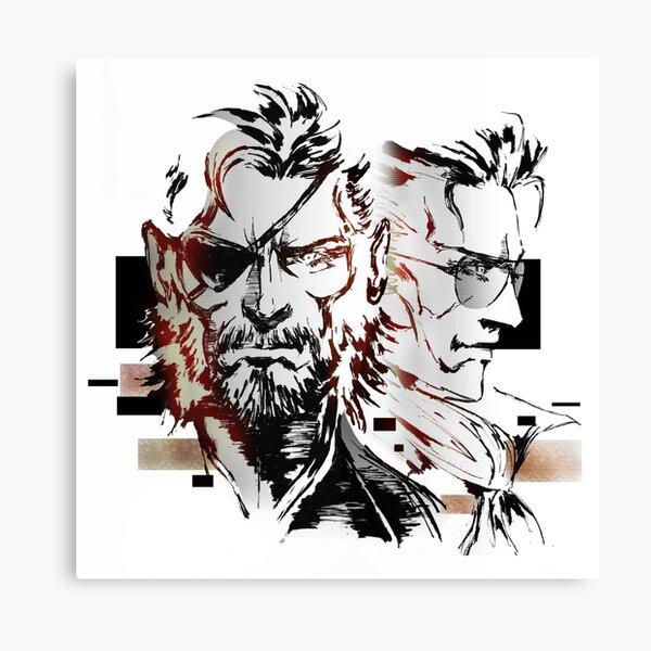 Snake - Kaz Canvas Print