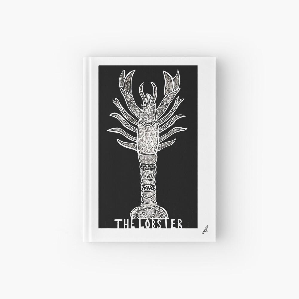 Der Hummer - alternatives Filmplakat Notizbuch