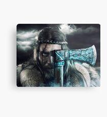 Viking Lienzo metálico