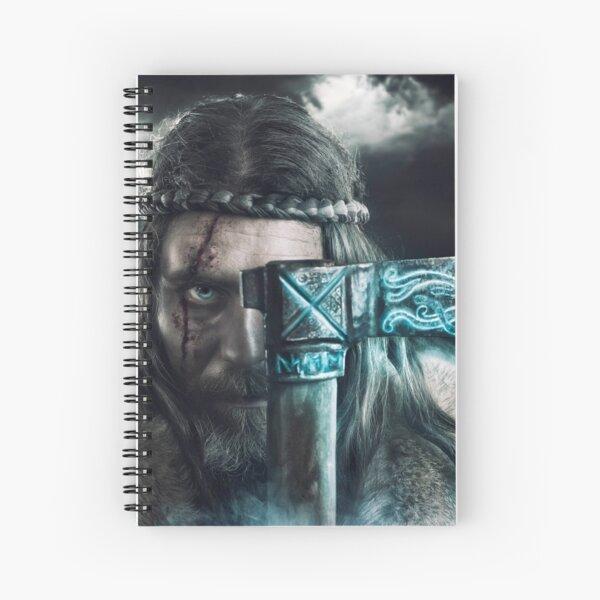Vikingo Cuaderno de espiral