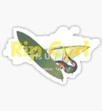 Rip Curl Sticker