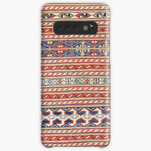 Tribal, Mid East, Turkish, Tapestry Design Print Samsung Galaxy Snap Case