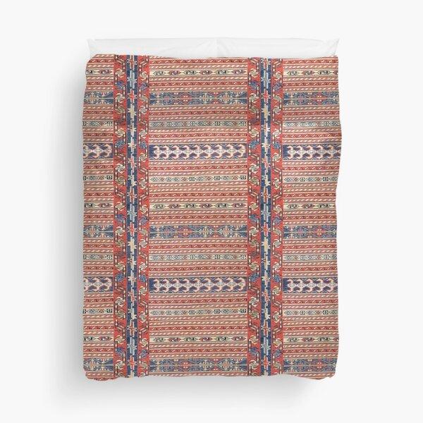 Tribal, Mid East, Turkish, Tapestry Design Print Duvet Cover