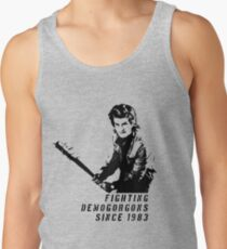 Steve Fighting (Fremde Dinge) Tank Top