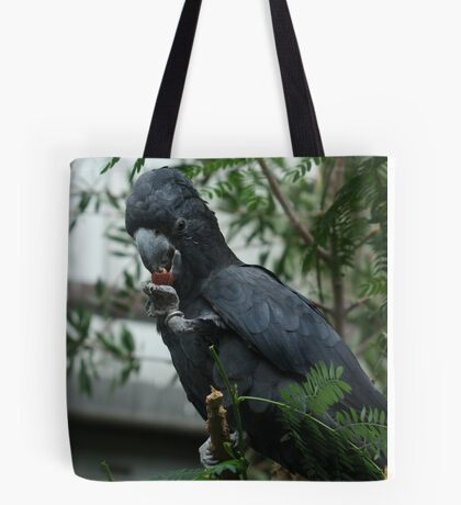Seed-Eater Tote Bag