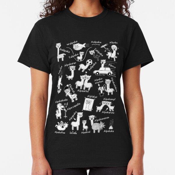 Alpakas Classic T-Shirt