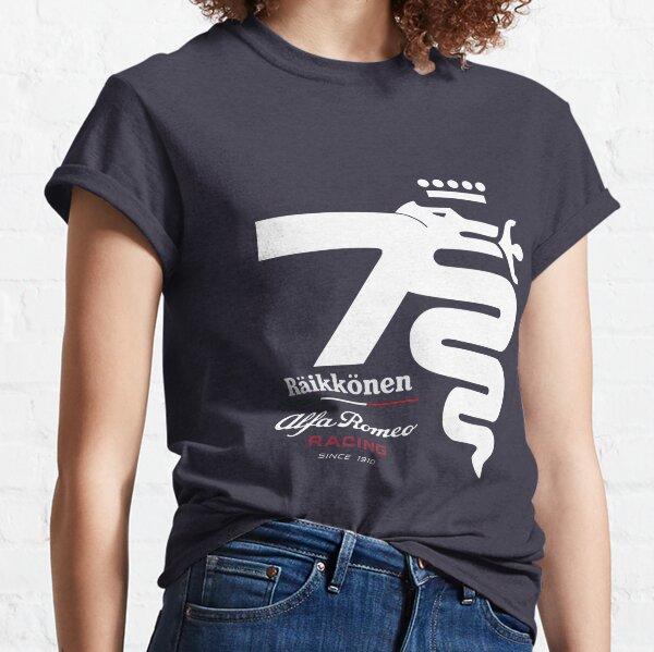 Alfa Romeo Racing Team 2019 Classic T-Shirt