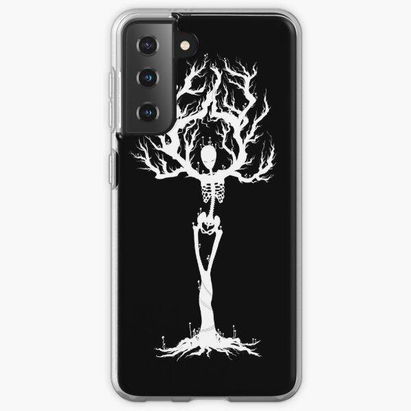 Tree of Death (White Vers.) Samsung Galaxy Soft Case