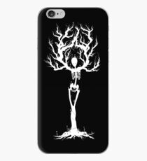 Tree of Death (White Vers.) iPhone Case