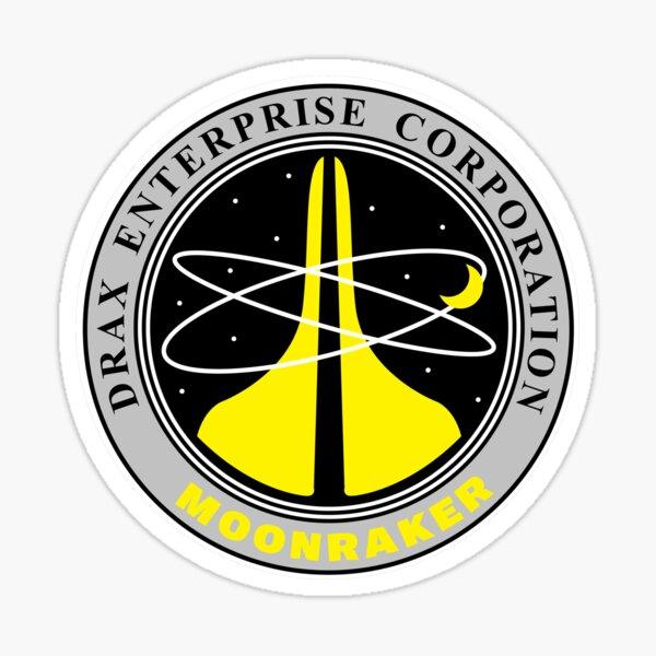 DRAX Enterprise Corporation Sticker