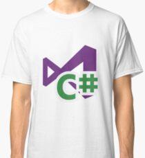 ★ C Sharp Project | C#  Project Classic T-Shirt