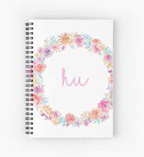 HU Spiral Notebook
