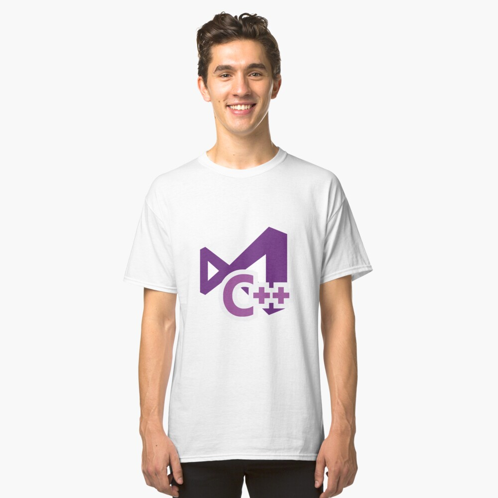 ★ C++ Project Classic T-Shirt