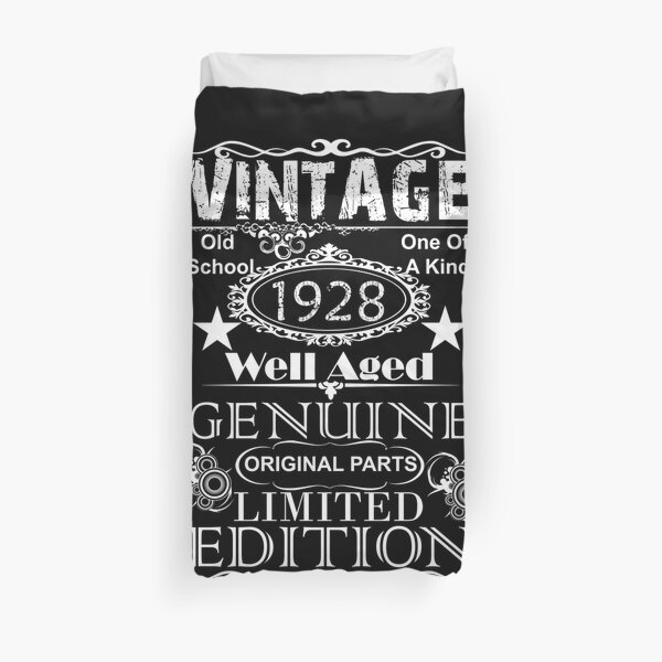 90th Birthday Gift Present Idea Girls Mum Her 1929 Women 90 White Sock Vintage