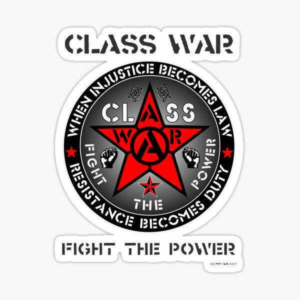 CLASS WAR - FTP Sticker