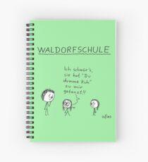 Waldorfschule Spiralblock