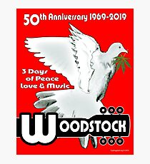 Woodstock: 3 Days of Peace, Love & Music Photographic Print