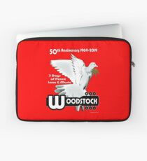 Woodstock: 3 Days of Peace, Love & Music Laptop Sleeve