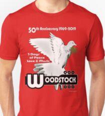 Woodstock: 3 Days of Peace, Love & Music Unisex T-Shirt