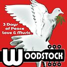 Woodstock: 3 Days of Peace, Love & Music by EyeMagined