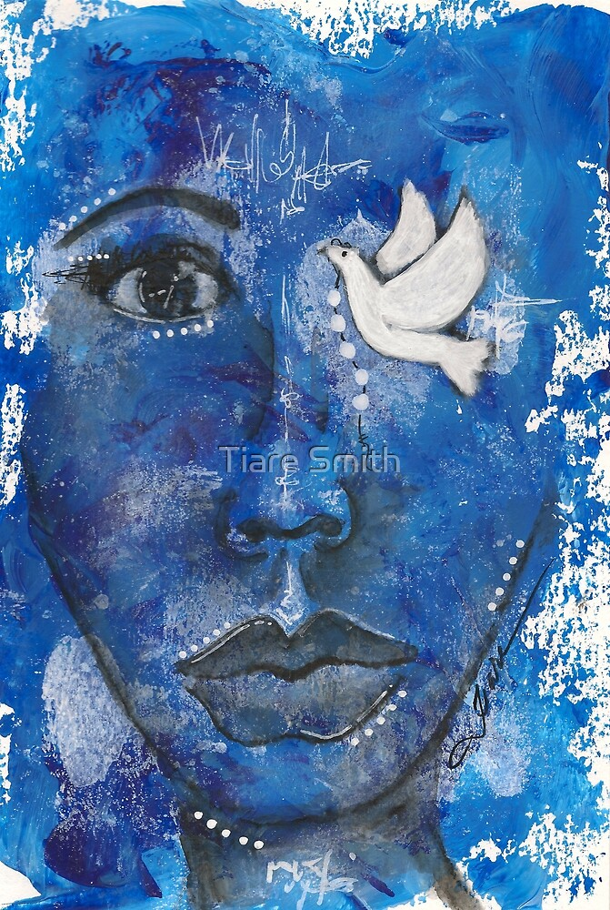 Komm durch die Taube von Tiare Smith