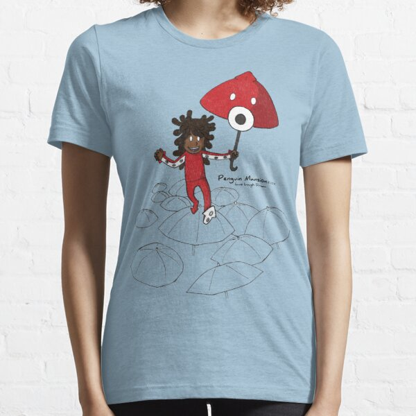 Umbrella Runner Essential T-Shirt