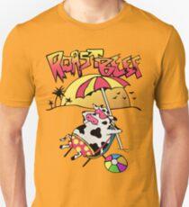 Camiseta ajustada Ternera Asada - Dustin Tee