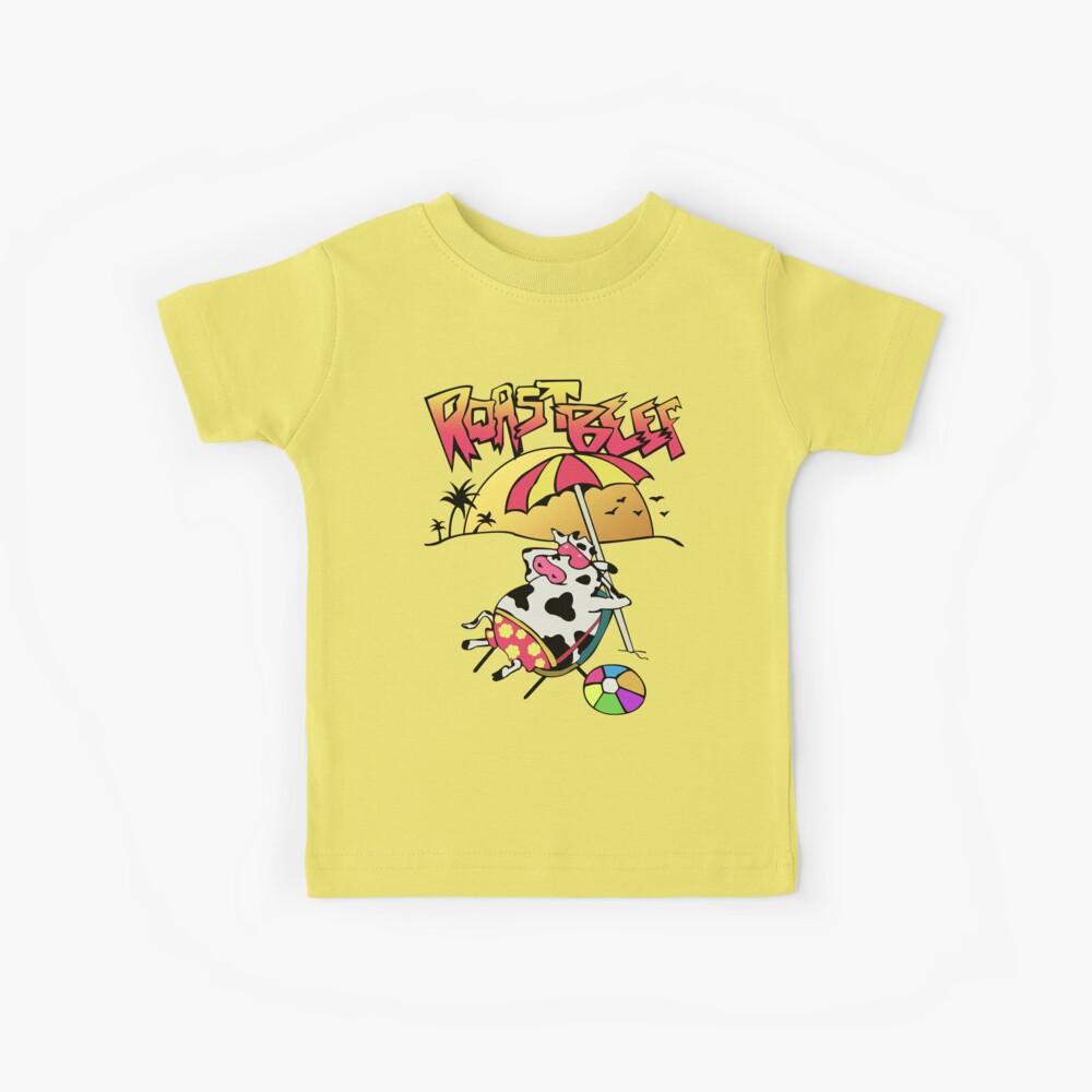 Roast Beef - Dustin Tee Kids T-Shirt