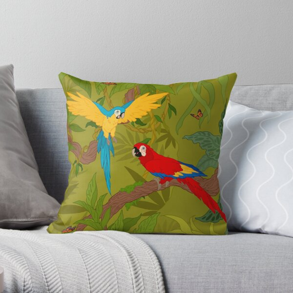 Jungle Time Coussin