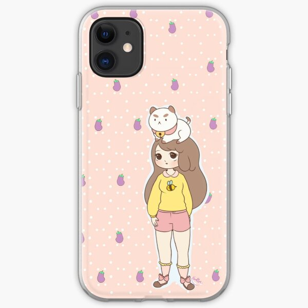 Bee & Puppycat iPhone Soft Case