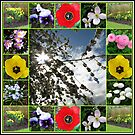Glorious Spring Collage von BlueMoonRose