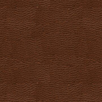 Brown Faux Vegan Leather Look Pattern by jollypockets