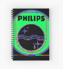 PH^L^PS RAD^O 2 by RootCat Spiral Notebook