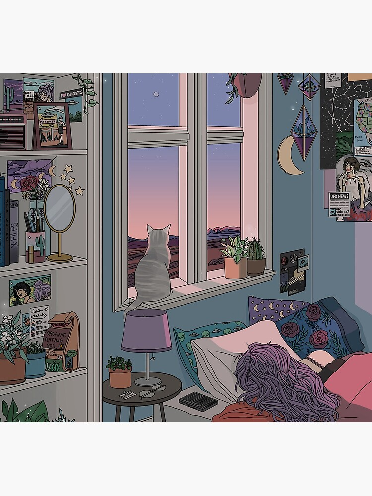 Early Morning by kelseydraws