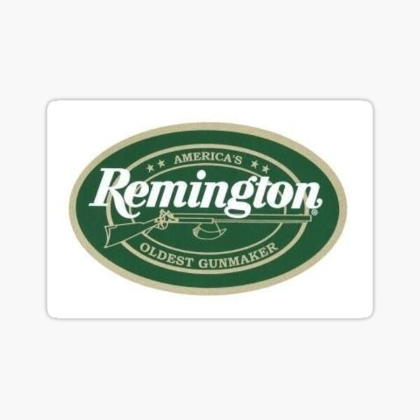 Remington Company Sticker