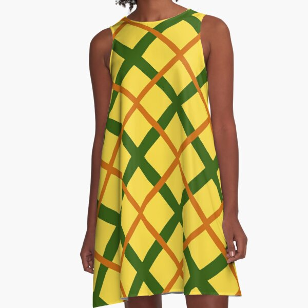 Goldie pattern, animal crossing A-Line Dress
