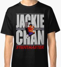 Jackie Chan Stuntmaster Classic T-Shirt