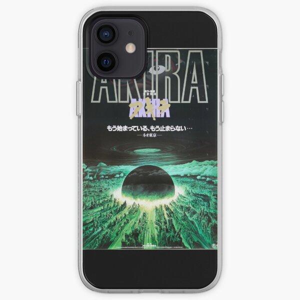 Cartel de película japonesa Akira B1 Funda blanda para iPhone
