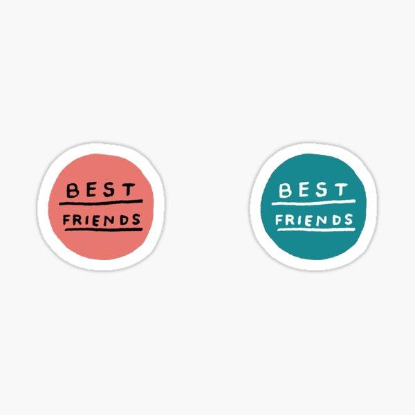 best friends pack Sticker
