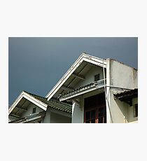 suburban house Photographic Print