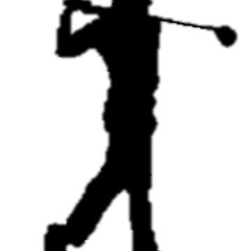 Golfer by sweetsixty