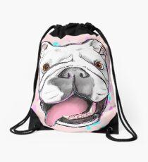 Princess Buttercup in the Pink Drawstring Bag
