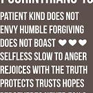 1 Corinthians by ncdoggGraphics